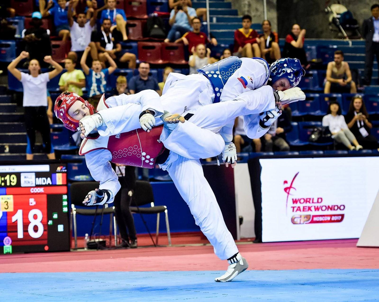 Calea spre culmile sportive a Federației naţionale de Taekwondo WT