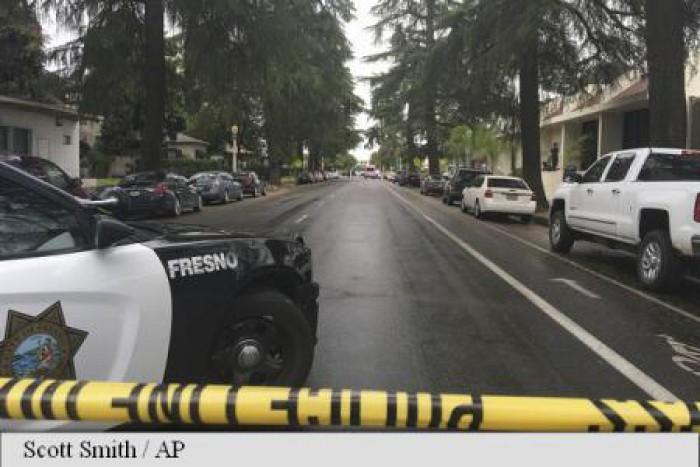 California: Trei persoane ucise de un bărbat care a deschis focul în centrul orașului Fresno