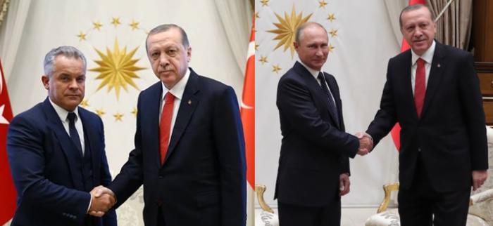 """Candu spune că Plahotniuc nu s-a întâlnit cu Putin în Turcia: """"Era foarte dificil să se intersecteze"""""""