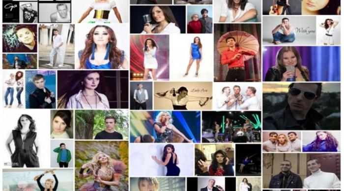 Care sunt finaliștii etapei naționale a concursului Eurovision din 28 februarie