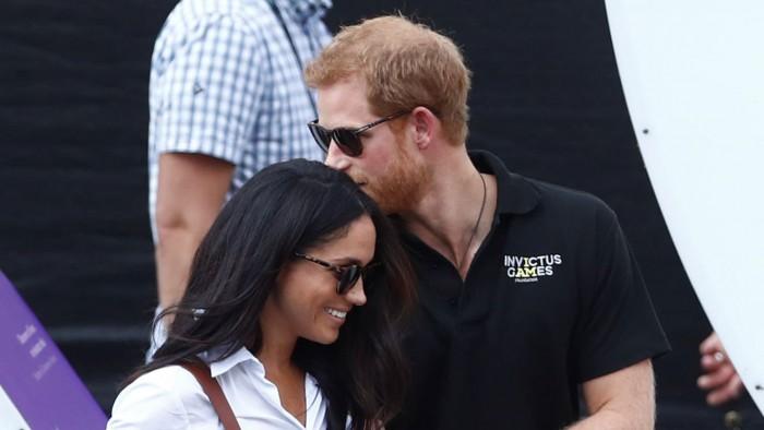 Casa Regală a Marii Britanii: Prințul Harry s-a logodit cu actrița americană Meghan Markle