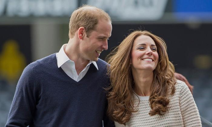 Casele de pariuri au început deja să prezică numele celui de-al treilea copil al Ducesei Kate Middleton și Prințului William