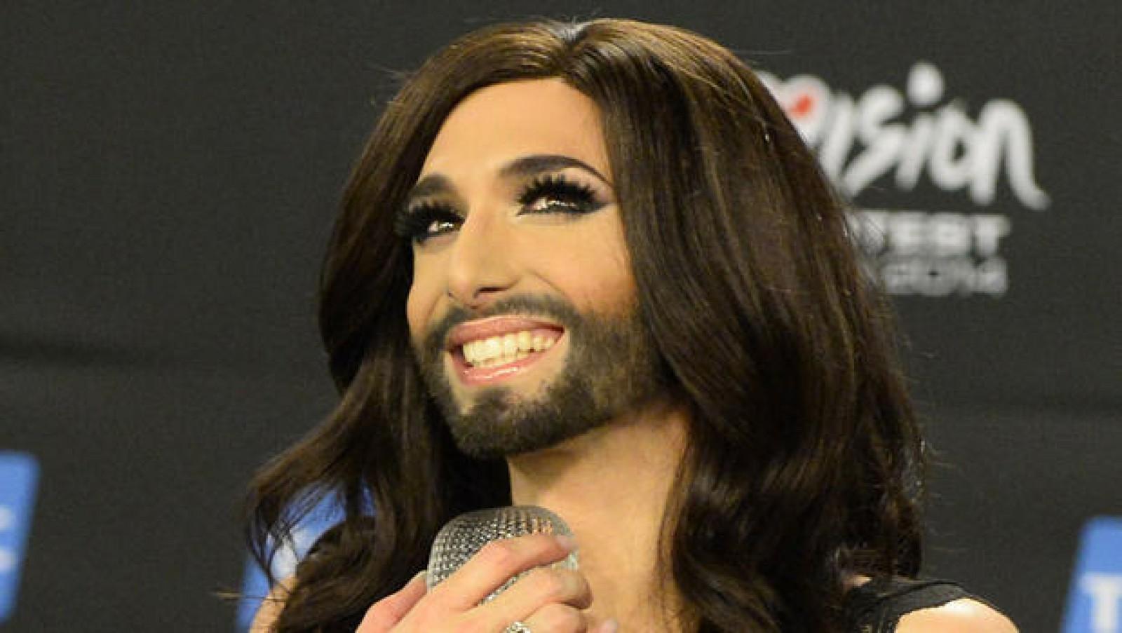 Câștigătorul Austriei la Eurovision, Conchita Wurst a anunţat că are HIV