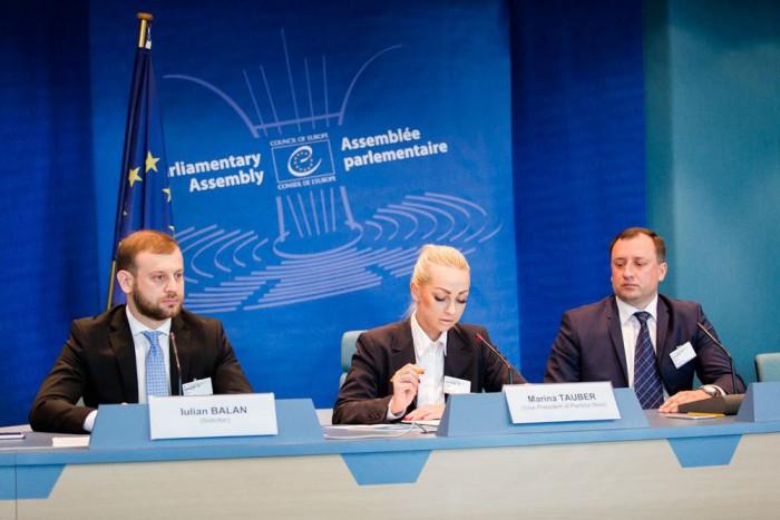 Cazul lui Ilan Șor, discutat într-o conferință de presă la APCE, Strasbourg
