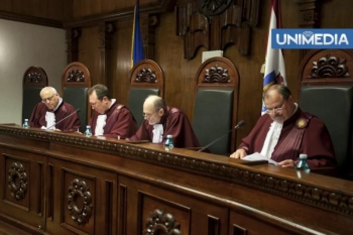 Verdictul CC: Interzicerea simbolurilor comuniste  - NECONSTITUȚIONALĂ