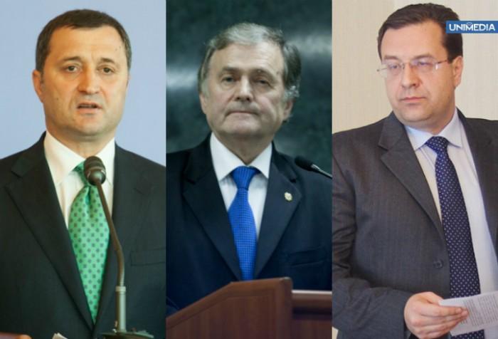 Ce cred Lupu, Hadârcă și Filat despre dorința deputaților de a avea apartamente în Capitală