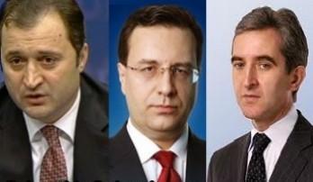 Cei mai influenţi politicieni din ianuarie 2011