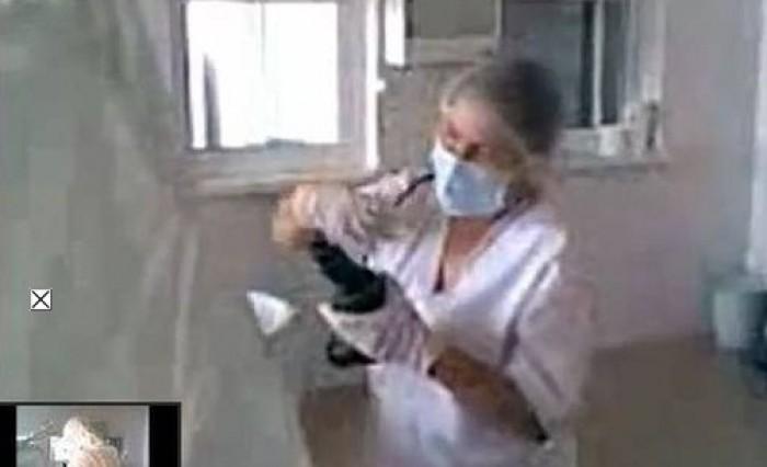 Chirtoacă a confiscat toate bormașinile de la spitalul Ignatenco