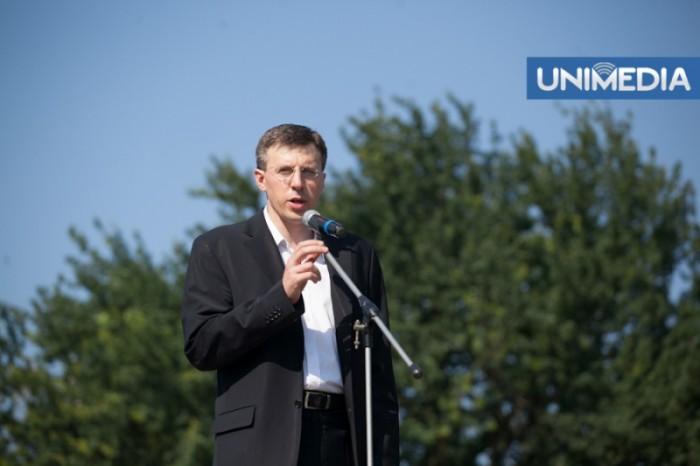"""Chirtoacă: """"Republica Moldova nu este nici pe departe o istorie de succes"""""""
