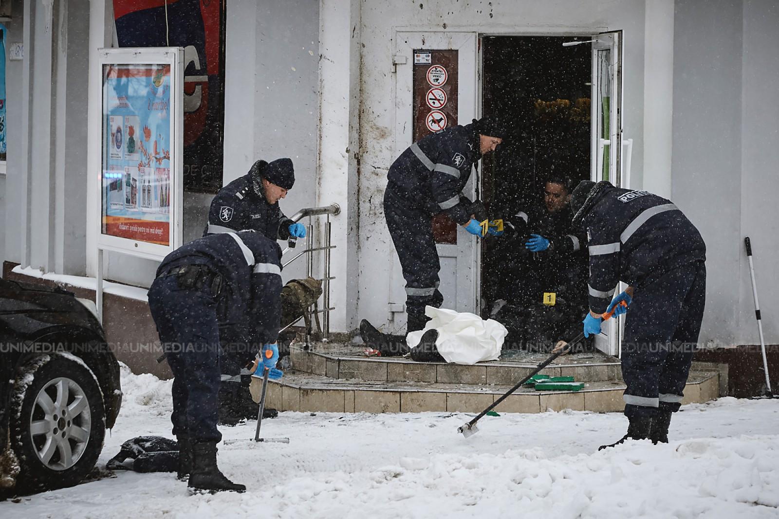 Cine este a doua persoană care a decedat în urma exploziei dintr-un magazin de pe strada Armenească