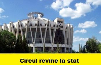 """""""Circul din Chișinău"""" a revenit în proprietatea statului"""