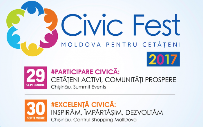 Civic Fest în culori și cifre: 95 de proiecte de succes și aproape 4000 de participanți
