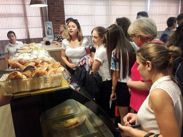 Cofetărie nouă, deschisă la Universitatea Tehnică: spațiu de recreare, dar și de practică pentru studenții de la Facultatea Tehnologia Alimentelor