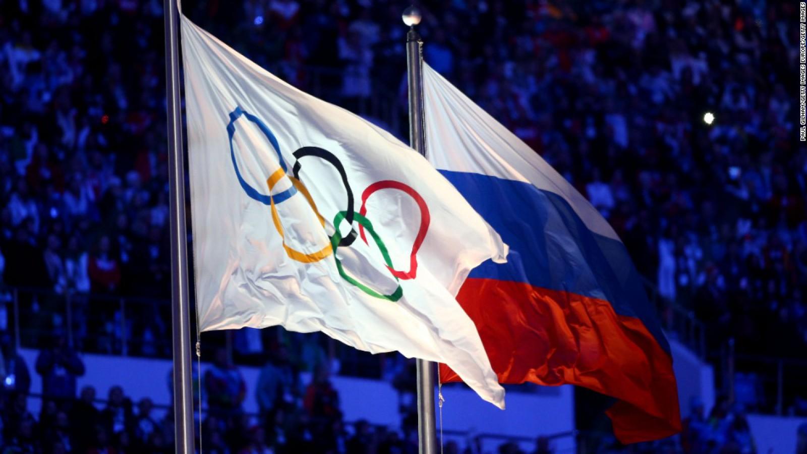Comitetul Olimpic Internațional: Rusia, înlăturată de la Jocurile Olimpice de iarnă din 2018