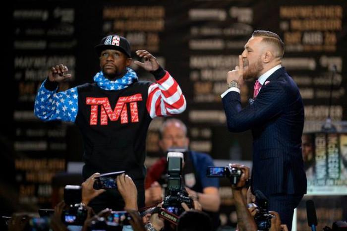 (video) Conor McGregor: Îl voi face knock-out pe Mayweather în primele patru runde