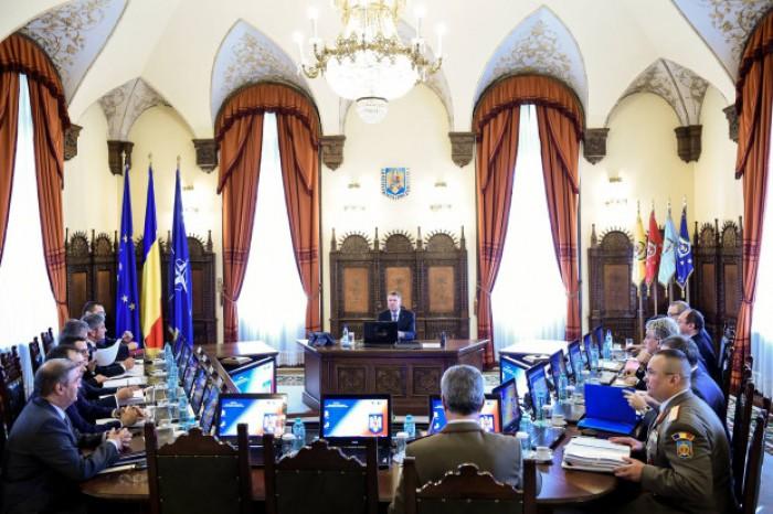 Consiliul Suprem de Apărare a Țării din România se va reuni într-o ședință: Relația României cu R. Moldova, pe ordinea de zi