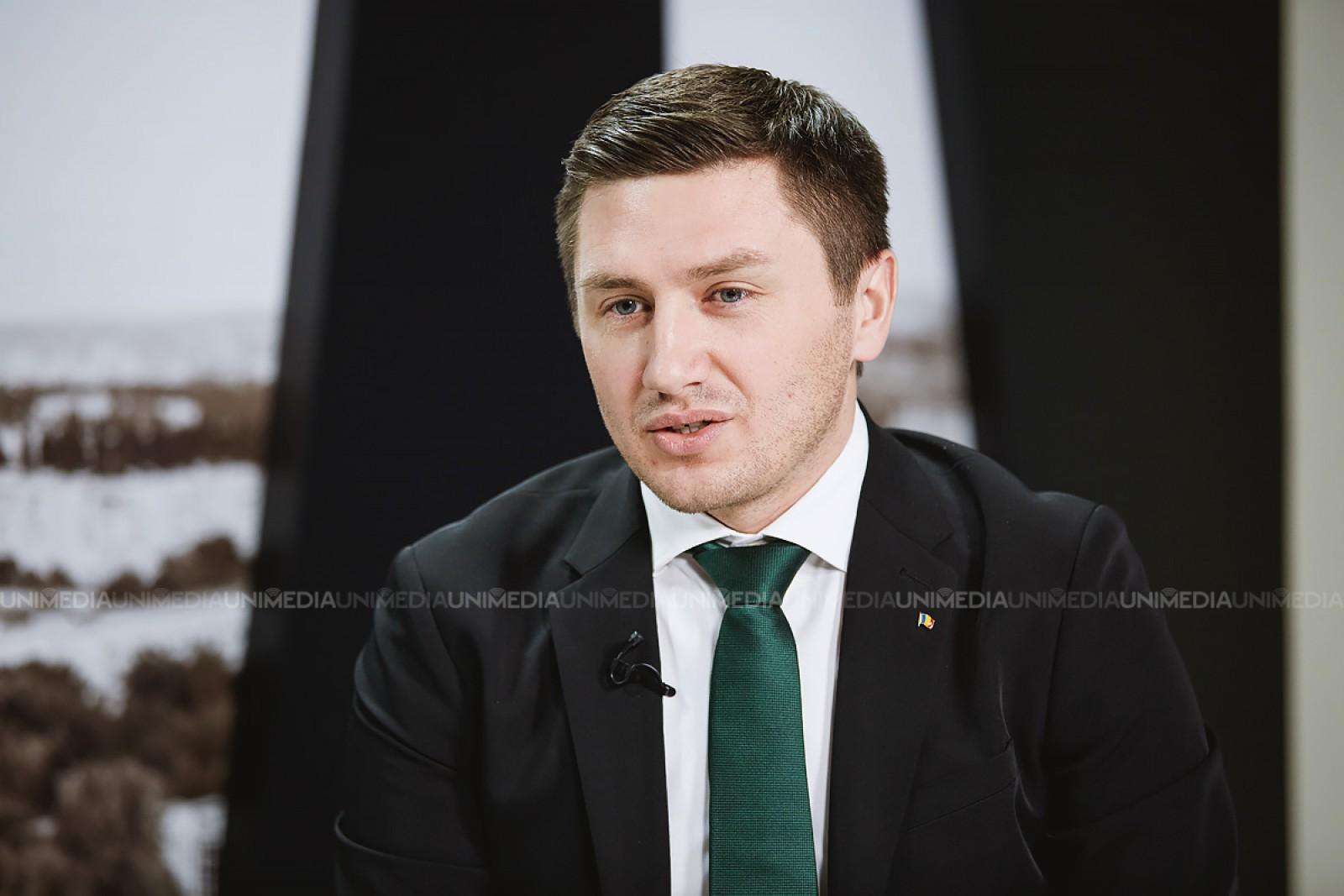 """Constantin Codreanu: """"Solicit Ministerului Sănătății recunoaşterea diplomelor medicilor basarabeni în România în termen de 30 de zile"""""""