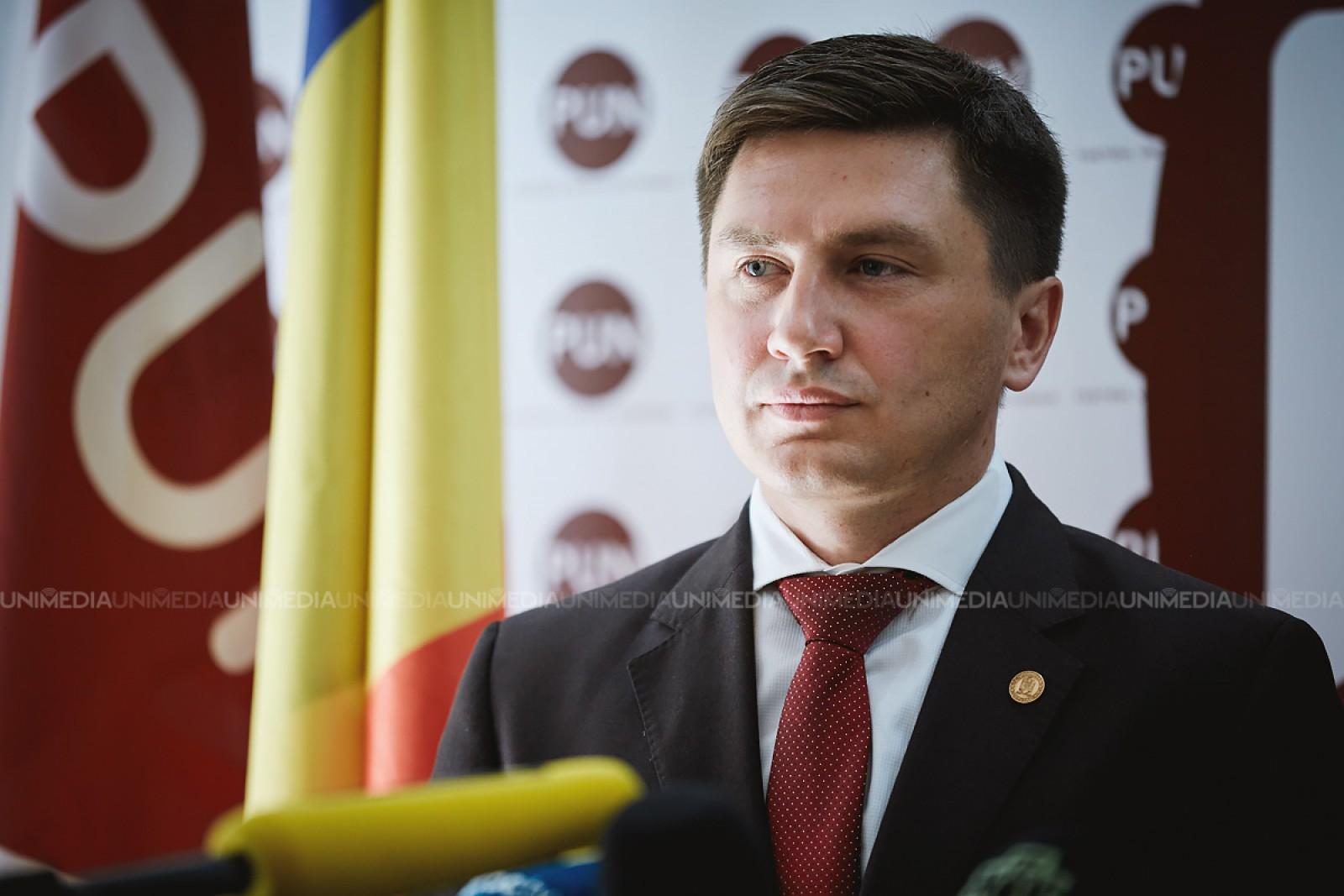 Constantin Codreanu, susținut de un chișinăuian stabilit în New York de 20 de ani
