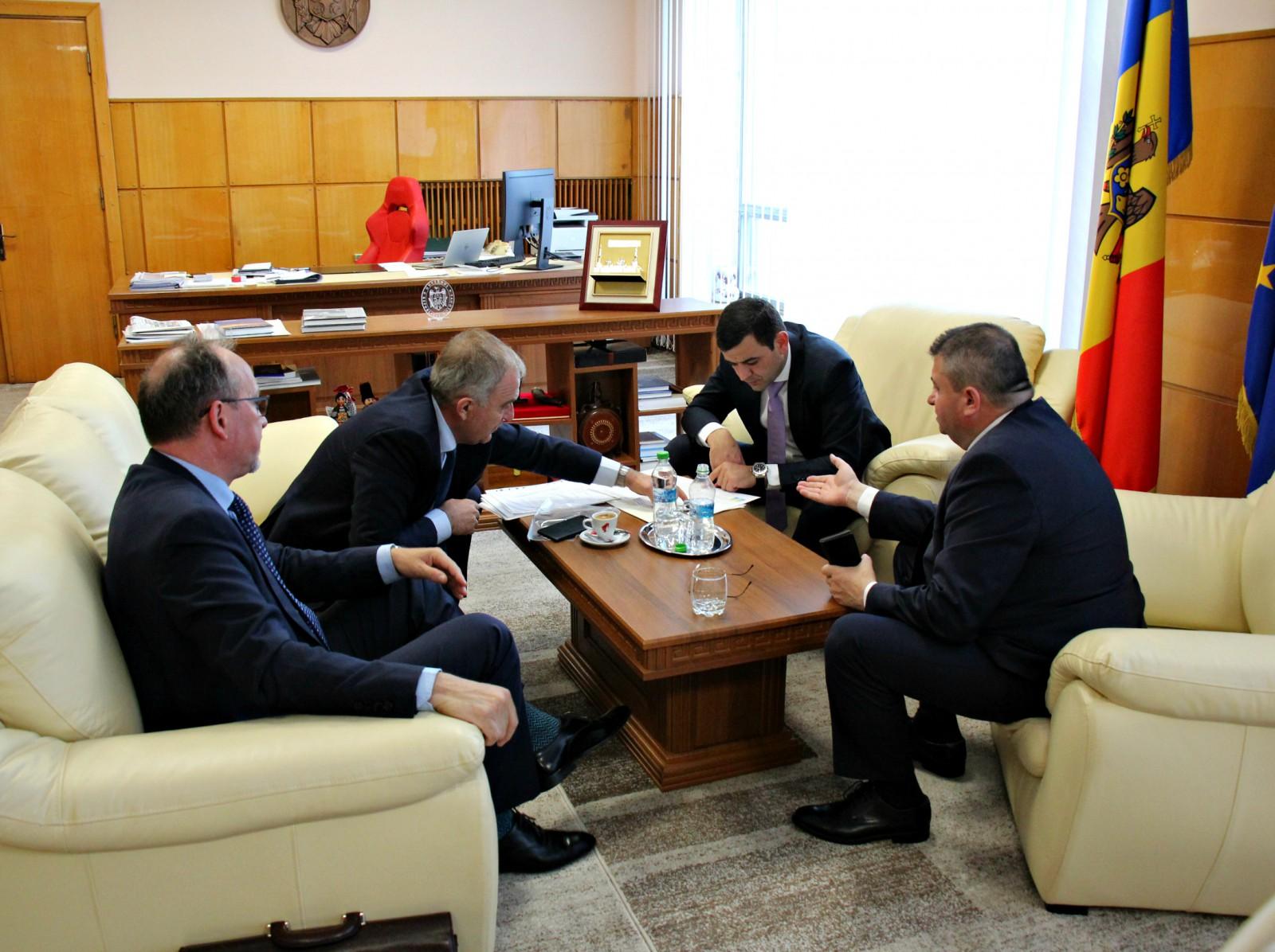 """Construcția gazoductului Ungheni-Chișinău, din nou amânată. Gaburici: """"La sfârșitul verii vom fi deja pe șantier"""""""