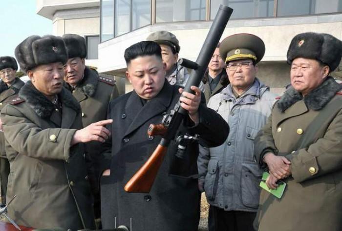 Coreea de Nord a lansat un submarin capabil să transporte rachete balistice