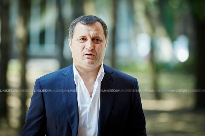 Corneliu Gurin cere ridicarea imunității lui Vlad Filat. Liderul PLDM: Este un show bine pregătit
