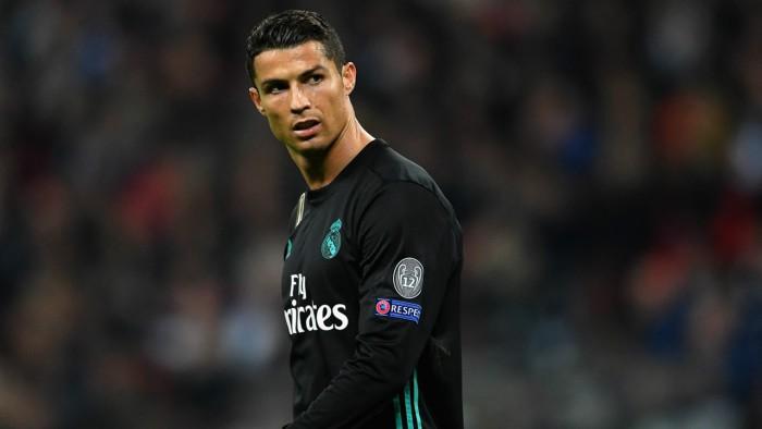 Cristiano Ronaldo a pariat cu coechipierii săi de la Real Madrid că va deveni la finalul sezonului cel mai bun marcator în La Liga