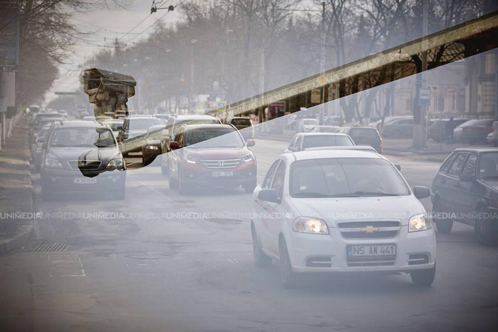 Cu ochii pe șoferi: De când vor începe să funcționeze camerele de supraveghere a circulației rutiere pe mai multe trasee naționale