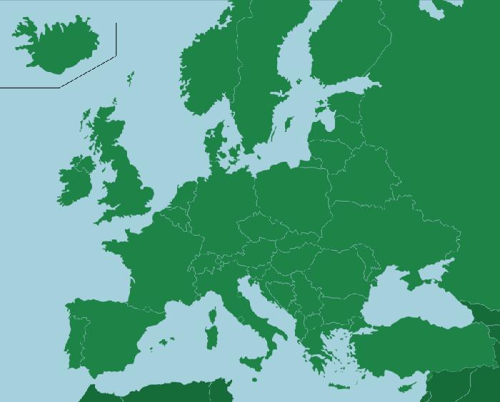 Cum ar arăta harta Europei dacă toate regiunile care luptă pentru autonomie ar avea succes