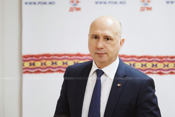 Cum caracterizează premierul Pavel Filip relaţiile actuale moldo-ruse