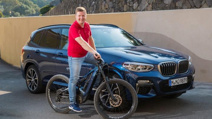 Cum este să conduci o bicicletă BMW de 5.200 de euro? AutoBlog.MD a testat una de curând