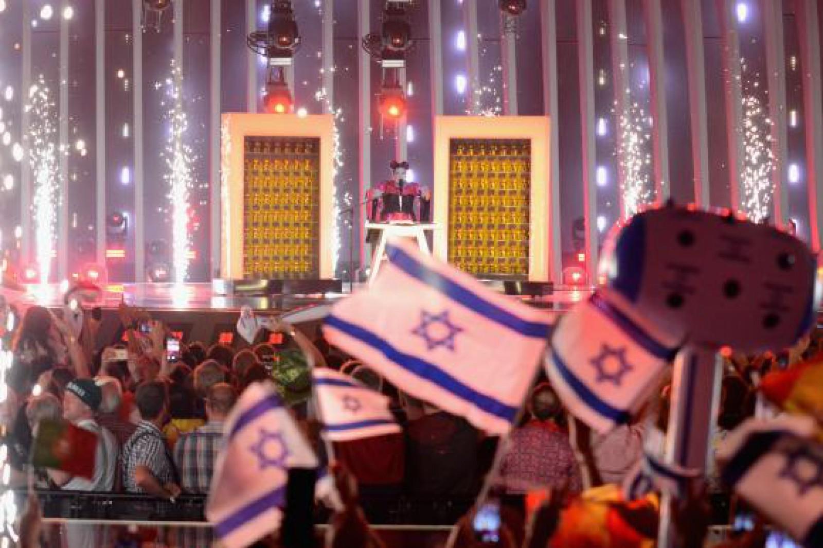 De ce participă Israelul la Eurovision?