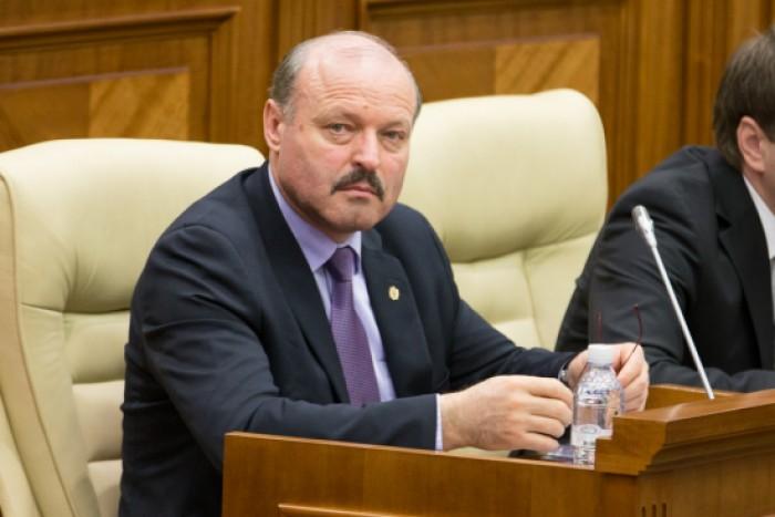 Deputatul Valeriu Ghilețchi, fost membru al PLDM