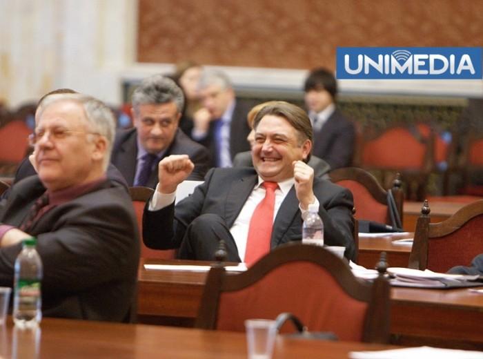 Democrații așteaptă ca Valeriu Guma să epuizeze toate căile de atac, înainte de a lua o decizie