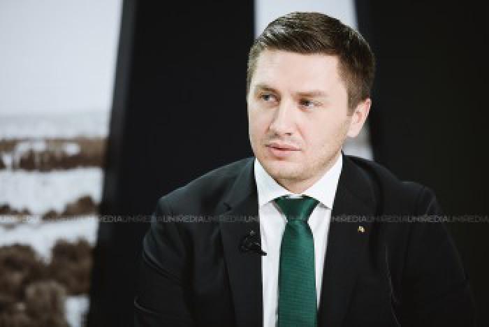 Deputatul român Constantin Codreanu, blocat pe Aeroportul din Kiev