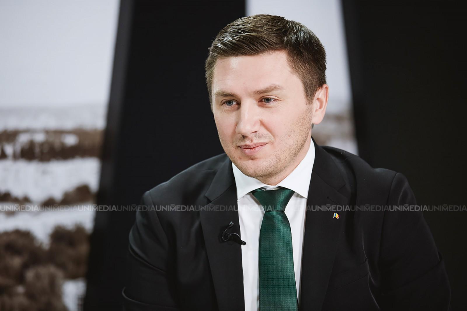 """(foto) Deputatul Constantin Codreanu: """"Pe 25 martie, inima românismului va bate la Chișinău"""""""