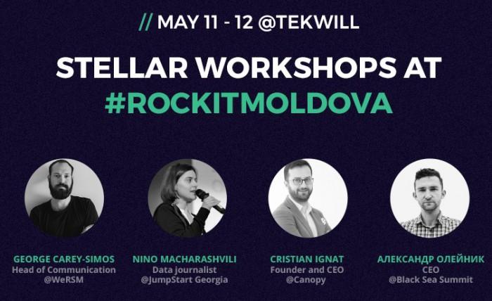 Descoperă-i pe unii dintre speakerii de la Rockit Digital Conference '17