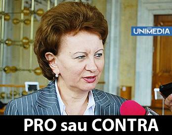 DEZBATERI! Trebuie sau nu Zinaida Greceanîi votată în funcția de președinte al țării?