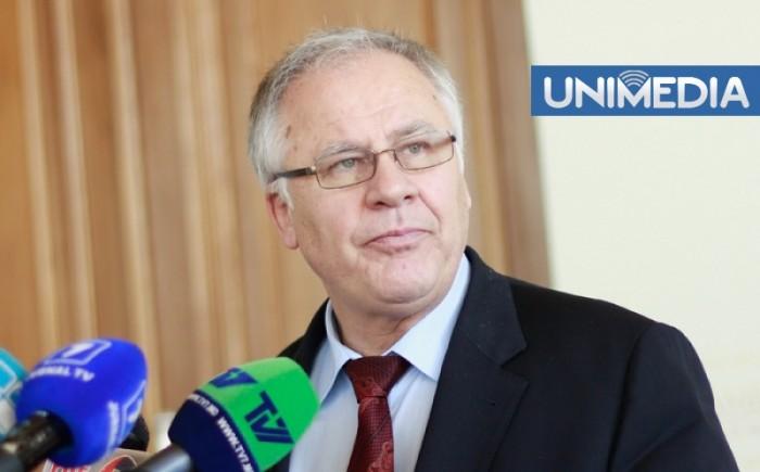 Diacov explică de ce a cedat funcția sa lui Marian Lupu