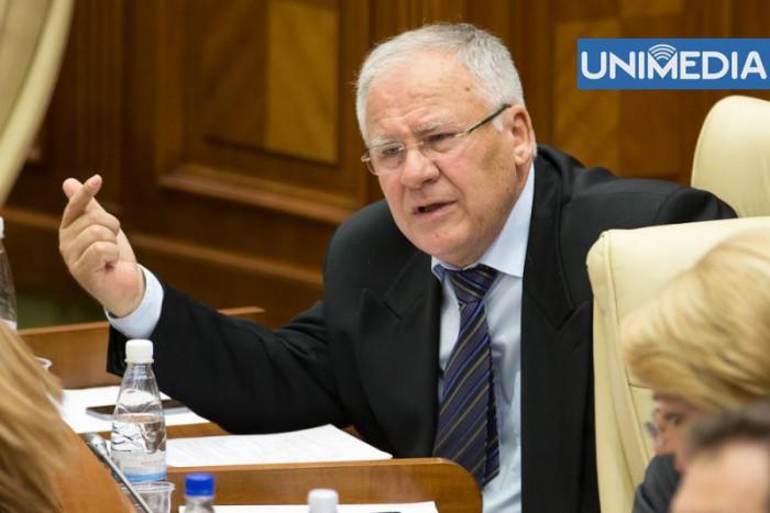 """Diacov propune colaborare """"parlamentară"""" cu Sovietul Suprem de la Tiraspol"""