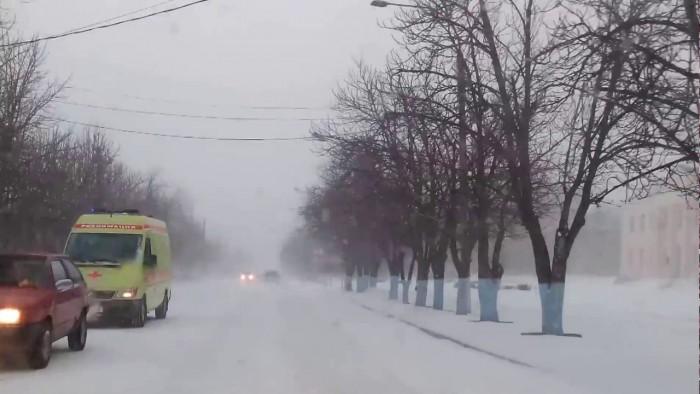 Din cauza ninsorilor abundente, în Găgăuzia astăzi a fost declarată zi liberă