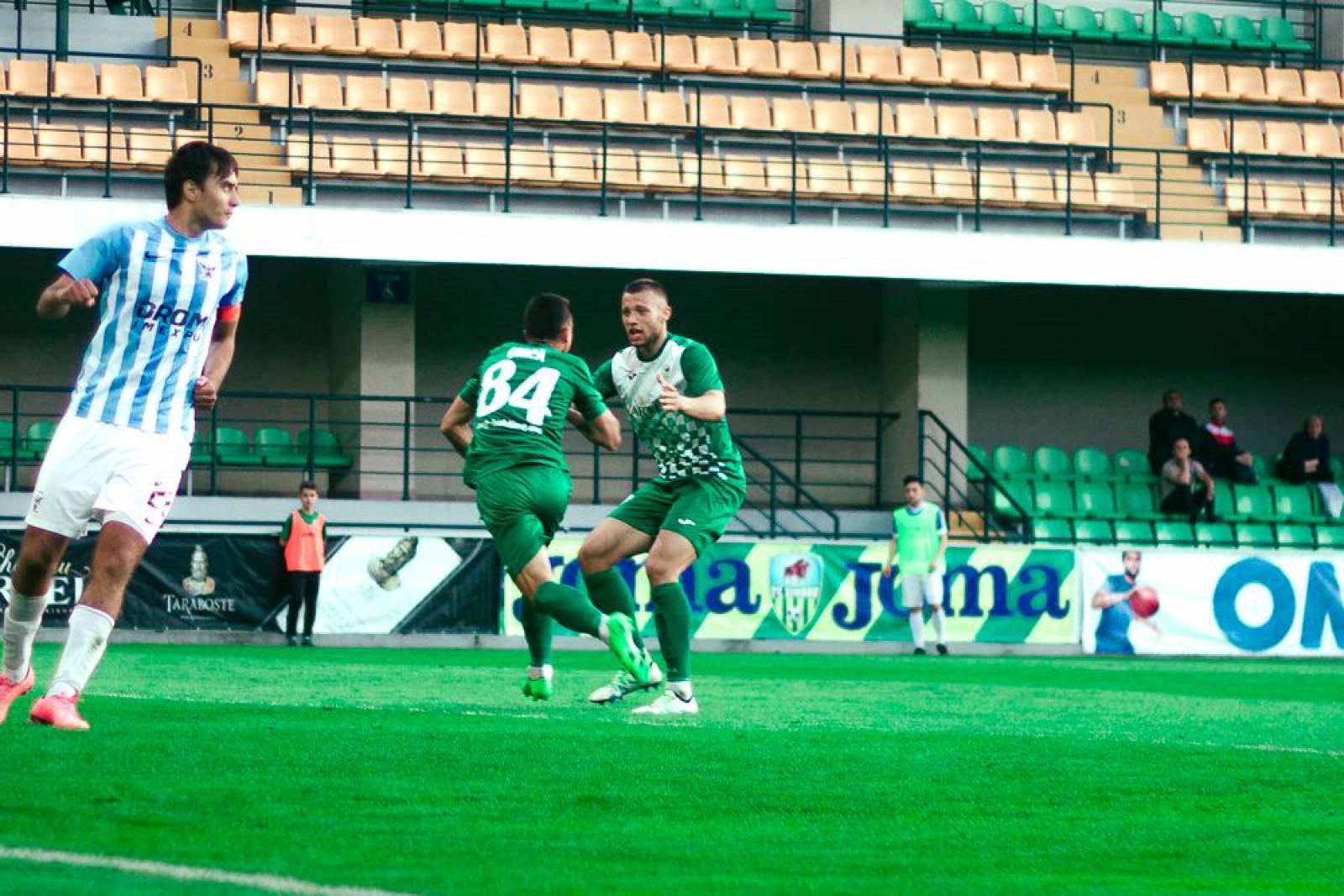 (video) Dinamo-Auto 1-3 FC Zimbru: Galben-verzii au obținut prima victorie din acest sezon de campionat
