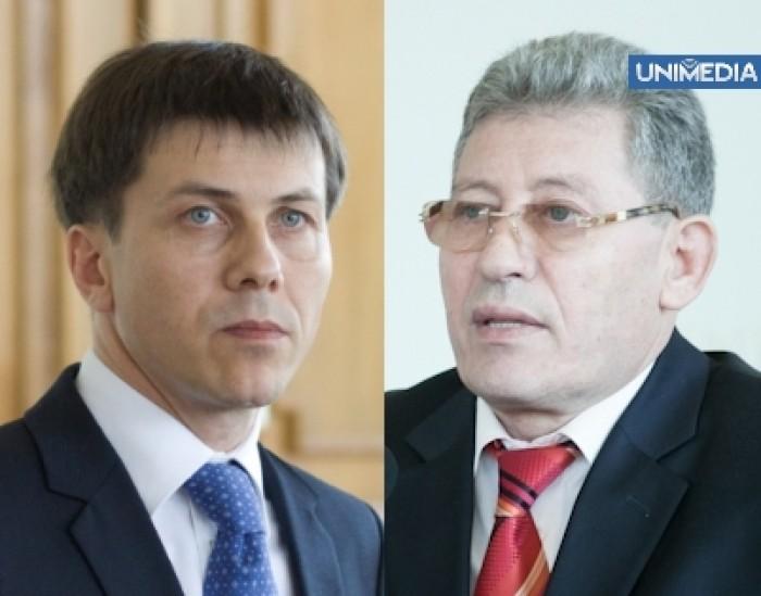 """(doc, video) Ghimpu acuză guvernarea de protejarea """"călăilor sovietici"""". Ministrul Justiției: Aberații!"""