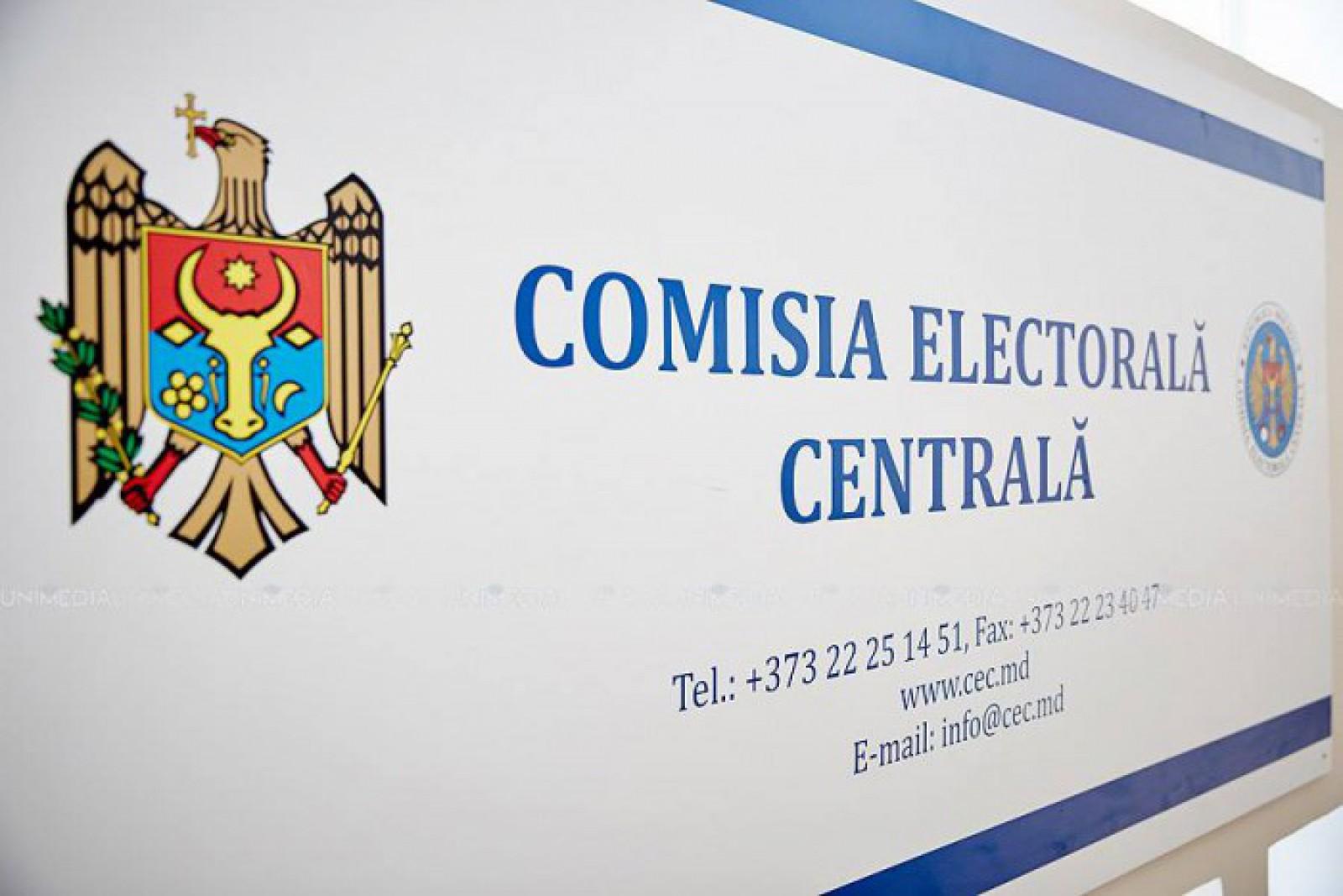 (doc) Cum motivează CEC refuzul de a înregistra grupul de inițiativă privind organizarea referendumului anti-mixt