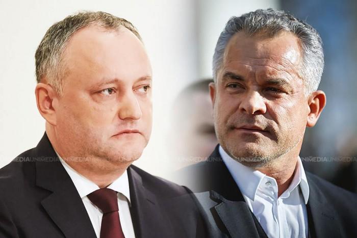 (doc) Dodon propune modificarea sistemului electoral după modelul lui Plahotniuc din 2013