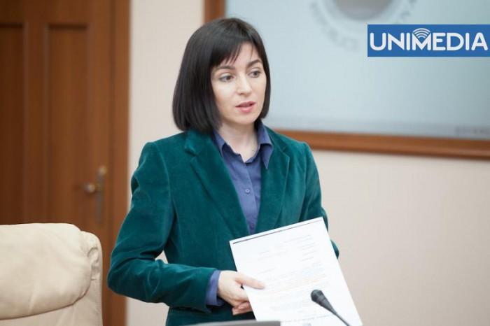 (doc) Maia Sandu cere pedepse disciplinare pentru o serie de judecători, într-o scrisoare către CSM