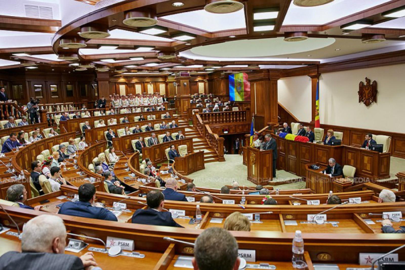 (doc) Vot comun PD-PSRM-PPEM în cadrul ședinței Parlamentului: RM va recunoaște niște acte emise de așa-zisele autorități de la Tiraspol