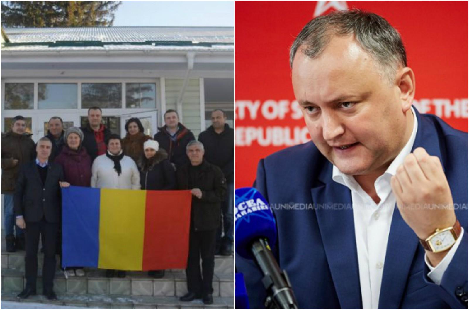 """Dodon condamnă acțiunile prin care mai multe localități semnează Declarația de Unire: """"Statalitatea moldovenească are o istorie de aproximativ 700 de ani"""""""