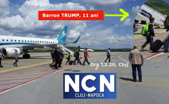 Doi dintre fiii preşedintelui SUA, Donald Trump, au ajuns în secret în România. Unul a mers într-un sat din Giurgiu