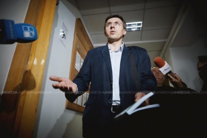 (video) Dorin Chirtoacă, despre ziua lui de naștere: O voi sărbători prin instanțele de judecată, procesele îmi sunt suficiente cadouri