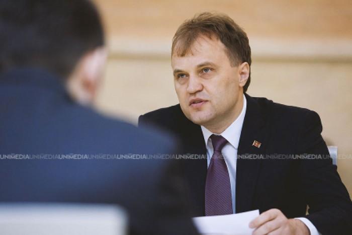 Dosarul Şevciuk: Anchetat penal la Tiraspol – victimă la Chişinău